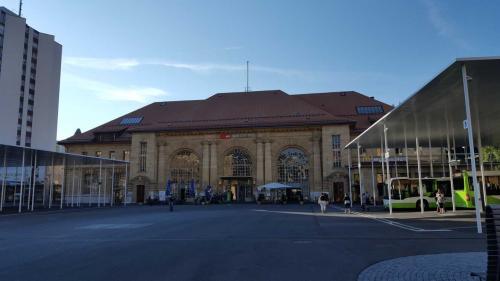Bahnhof La Chaux-de-Fonds